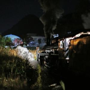 2019年11月 磐越西線 夜汽車