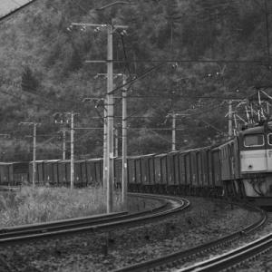 【アーカイブ~電気機関車】 ED61 中央本線の重連