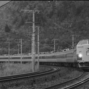 【アーカイブ~特急列車】 中央本線の『あずさ』