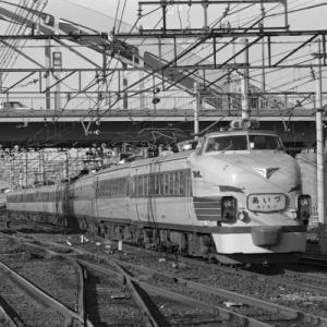 【アーカイブ~特急列車】 大宮駅に到着する『あいづ』