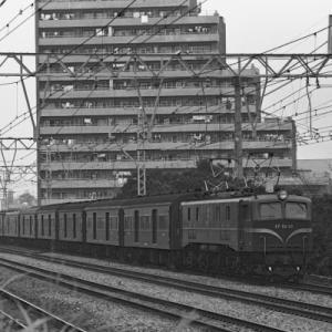 【アーカイブ~旧型機関車】 これが本命のEF58-60