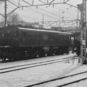 【アーカイブ~旧型電気機関車』 EF11 ファーストナンバー