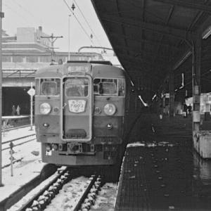 【いにしえの急行列車】 アルプス