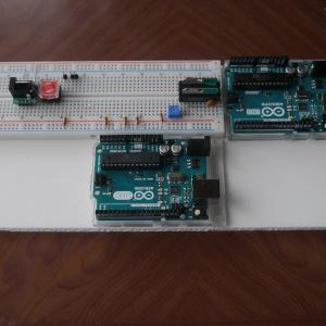 Arduino再開するも苦戦中