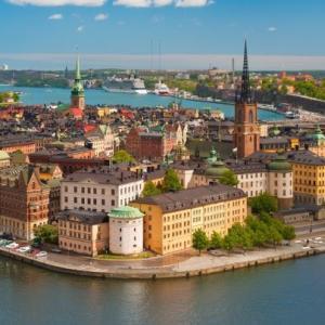 スウェーデンに行って魔女の宅急便の世界に酔いしれよう♪
