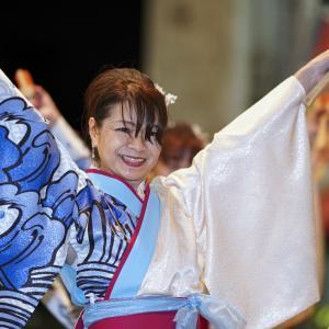 第1回よさこい東海道沼津祭りin沼津港『薫風』