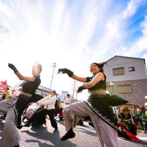 2019 バサラカーニバル『浜松学生連 鰻陀羅』