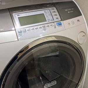 10年使った洗濯機が壊れそう…