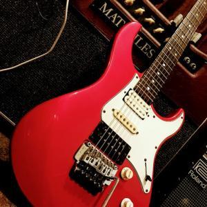 懐かしいギター(^^♪