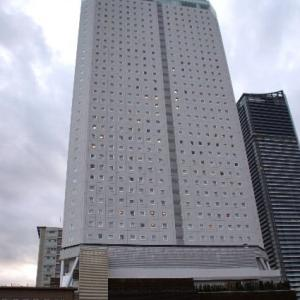 クリスマスの横浜☆ホテルからの眺め