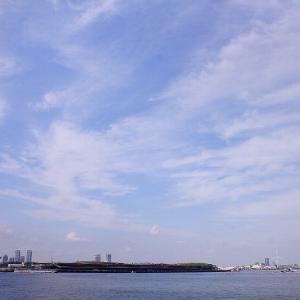 横浜には晴れが似合う?