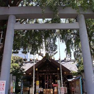 可愛い海の七福神☆築地・波除神社