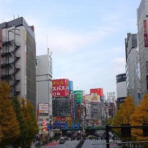 西新宿の風景☆年末