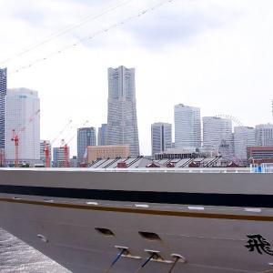 梅雨時の横浜で