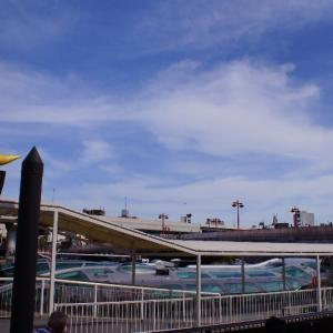 水上バス『ヒミコ』から眺めたTOKYO