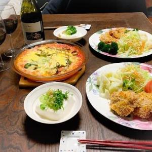 今日の料理とトマトドリアの作り方