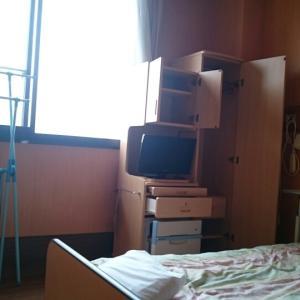 入院270日目 退院当日
