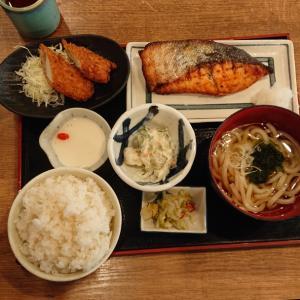 株主優待生活 焼き鮭定食 磯丸水産 クリレス
