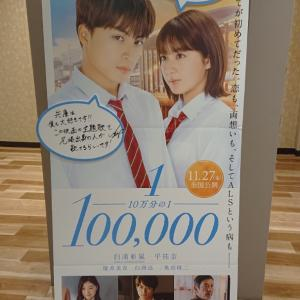 映画「『10万分の1』公開記念舞台挨拶ライブビューイング」