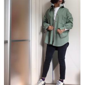 ビッグサイズのシャツやジャケットは着方でカッコよくもダサくもなる。