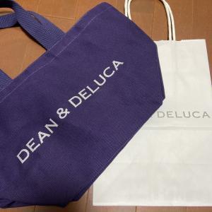 今年も少し、誰かの役にたちますように、DEAN&DELUCAのチャリティーバッグ