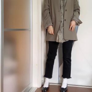 カジュアル好きにもオススメなジャケットコーデ