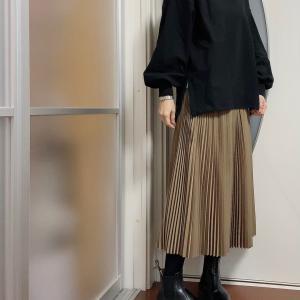 スカート選びに迷ったらコレ。アラフォー世代にオススメなスカートコーデ