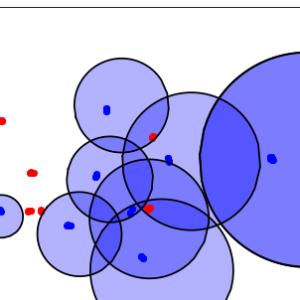 オープントラッキングデータの解析 その4 個人の守備領域