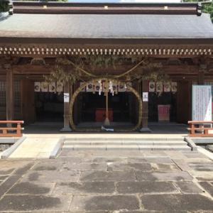 熊本県(菊池市)・北宮阿蘇神社
