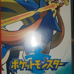 【Switch】ポケモンソード