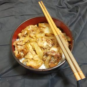 【料理】豚肉のカレー炒め