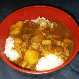 【料理】カレー!