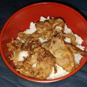 【料理】牛肉のスパイス炒め