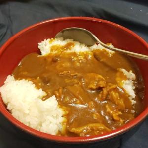【料理】カレー