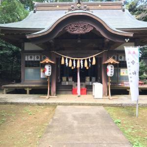 千葉県(成田市)・熊野神社