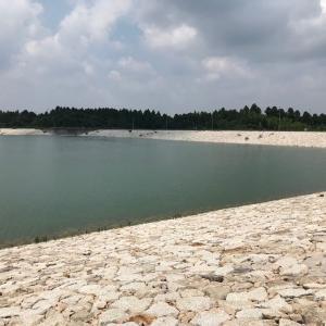 千葉県(東金市)・ときがね湖