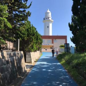 千葉県(南房総市)・野島崎灯台