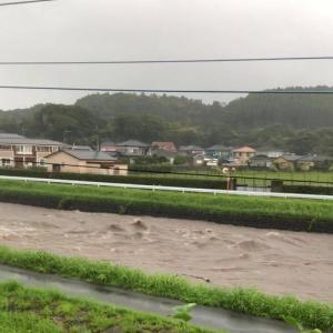 コロナ2波に続く、鹿屋76水害。悲しくてやりきれない。
