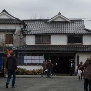 菊美人酒造の蔵開きはカオスだった。