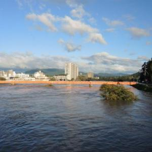 夏井川 治水の課題