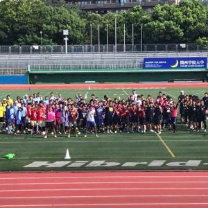 フラッグフットボール男女ミックス大会「G-FLAG」開催