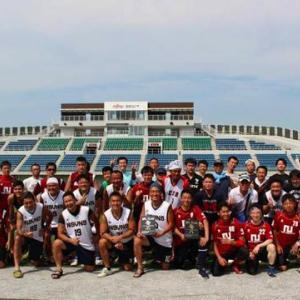 関東でもフラッグフットボール男女ミックス交流大会「RED ZONE BOWL(仮)」を開催します!
