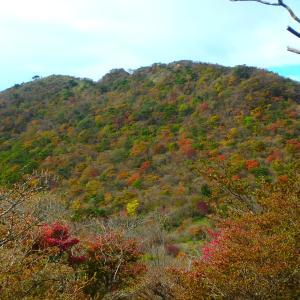 赤城山・鍋割山の紅葉