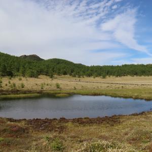 東篭ノ登山・西篭ノ登山・水ノ塔山・池の平湿原