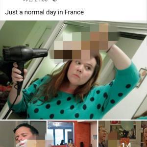 フランス人の日常生活