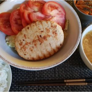 日本式の夕飯に姑がひとこと