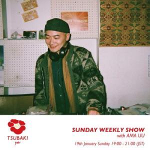 Tsubaki FM with Ajate!