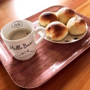 朝食は…。