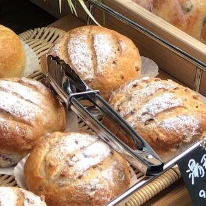 食物繊維たっぷりのパン。滋賀草津パン教室。
