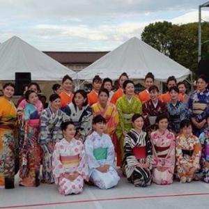 Tokyoおもてなし大使♡Tokyo江戸ウィーク着物ショー